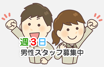 求人情報|【岐阜市三輪】週3日 仕分けスタッフ|ドゥパワーコーポレーション