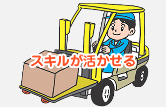 求人情報|【岐阜市】土日休み 倉庫内リフト作業|ドゥパワーコーポレーション