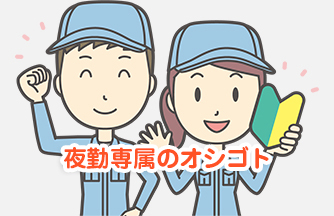 求人情報|【安八郡神戸町】A4サイズ製品のかんたんな加工★社員登用あり★夜勤専属★|ドゥパワーコーポレーション